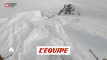 les meilleurs moments de Verbier 2018 en caméra embarquée - Adrénaline - Freeride World Tour
