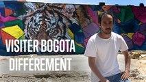 Le guide touristique qui veut changer l'image de Bogota