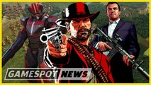 Rumor Sony Acquiring Take-Two Interactive Causes Stock Price Jump - GS News Update