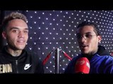 'WE DON'T NEED TO BE BEEFING. WE NEEDED TO GROW UP' - CONOR BENN & HARLEY BENN SETTLE DIFFERENCES