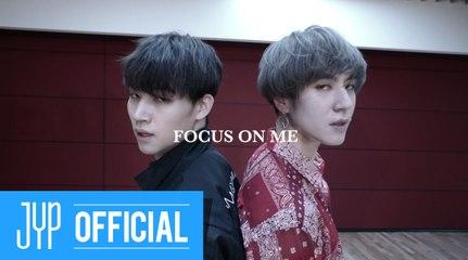 "Jus2 ""FOCUS ON ME"" Dance Practice (ME Ver. / Feat. Sexy Boyfriend)"