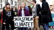 Teen activist Greta Thunberg on plans for strike against climate change