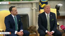 Trump: Brexit Fiasco 'Tearing A Lot Of Countries Apart'