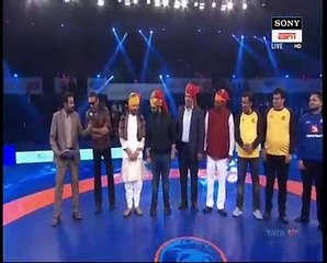 PWL 3 Day 11:Presentation ceremony of day 11 at Pro Wrestling League Season 3