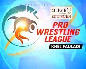 PWL 3 Day 11: Georgi Ketoev VS Vicky Chahar at Pro Wrestling League 2018   Highlights
