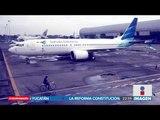 Suspenden todos los vuelos con Boeing 737 MAX en México   Noticias con Ciro Gómez Leyva