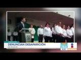 Reportan desaparición de regidor en Tamaulipas   Noticias con Francisco Zea
