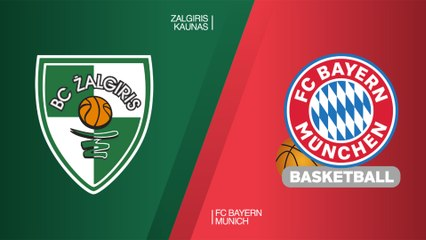 EuroLeague 2018-19 Highlights Regular Season Round 26 video: Zalgiris 85-79 Bayern