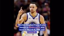 Happy Birthday Steph Curry