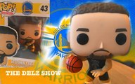 STEPH CURRY GOLDEN STATE WARRIORS NBA FUNKO POP UNBOXING REVIEW