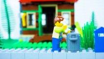 LEGO Ninjago & City Fights STOP MOTION LEGO Fights Best COMPILATION   LEGO City   By Billy Bricks