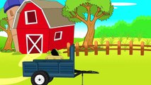 Tractor with front loader - firewood | Tractor with loader | Wood (fairy Tale) for Children