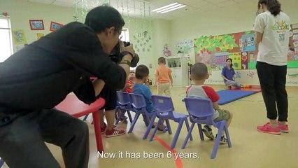 Recording the lives of autistic children