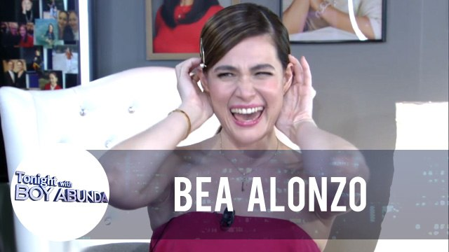 How will Bea react on seeing Gerald Anderson with another girl   TWBA