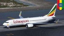 Pesawat Ethiopian Airlines 737 kecelakaan - TomoNews