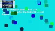 About For Books  Berlitz: Nice, Cannes   Monte Carlo Pocket Guide (Berlitz Pocket Guides)  For
