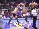 Angel Azteca/Americo Rocca/Javier Cruz vs Chavo Guerrero/El Dandy/El Texano (CMLL March 18th, 1990)