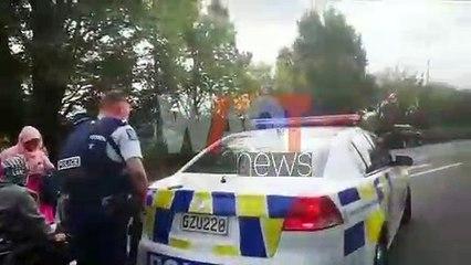 Multiple gunshots in New Zealand's Christchurch mosques