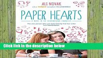 Popular Paper Hearts (Heartbreak Chronicles) - Ali Novak