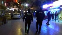 'Gece Kartalları' Sokaklarda