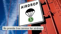 Find Here Best Crypto Airdrops - Freecoins24