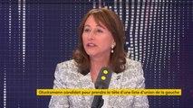 """""""Mon parti c'est la planète"""", assure Ségolène Royal, qui n'est plus adhérente du PS"""