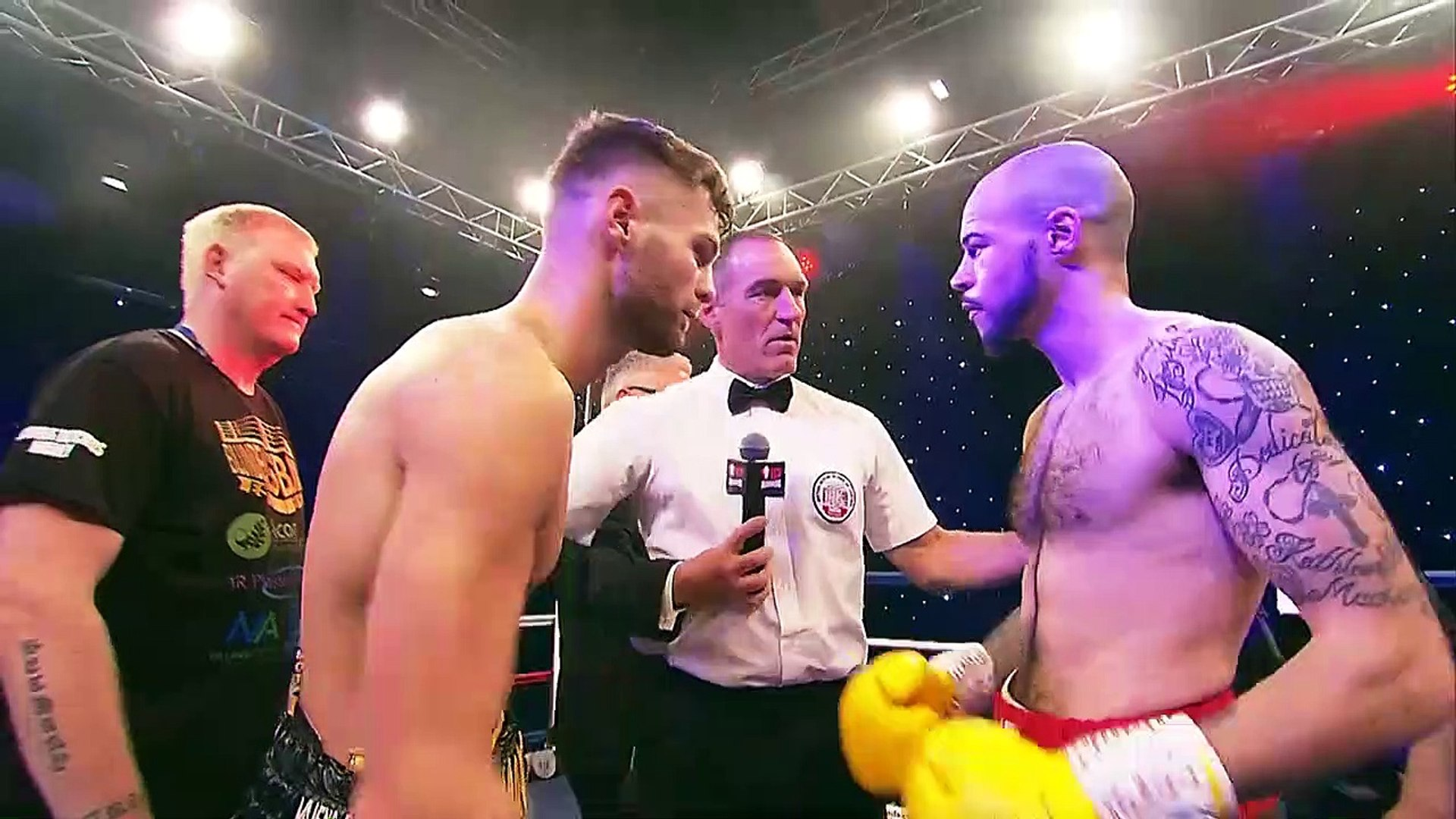 James Moorcroft vs Simon Henry (09-03-2019) Full Fight 720 x 1280