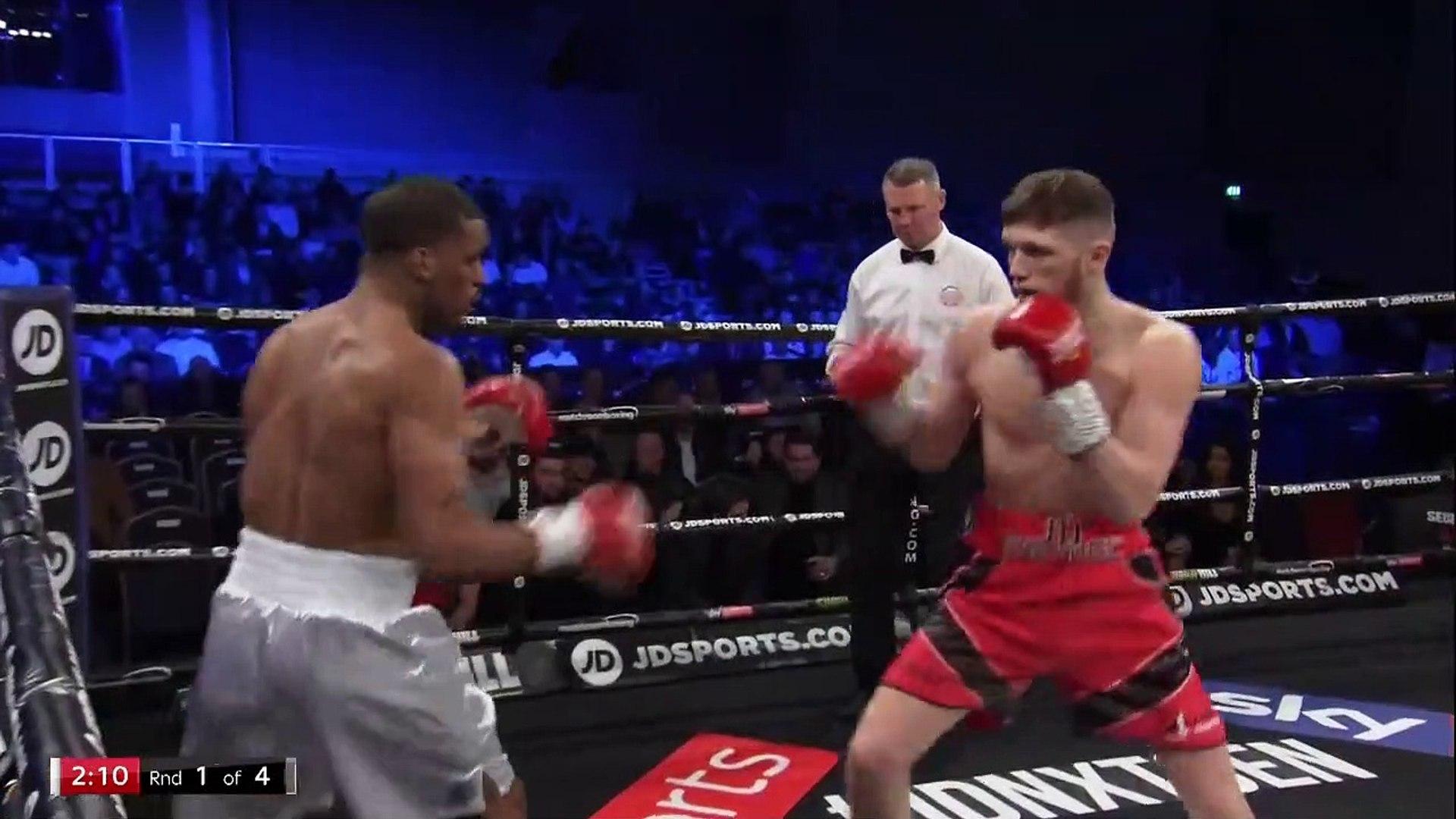 John Docherty vs Yailton Neves (02-03-2019) Full Fight 720 x 1280