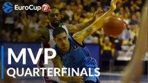 7DAYS EuroCup Quarterfinals MVP: Peyton Siva, ALBA Berlin