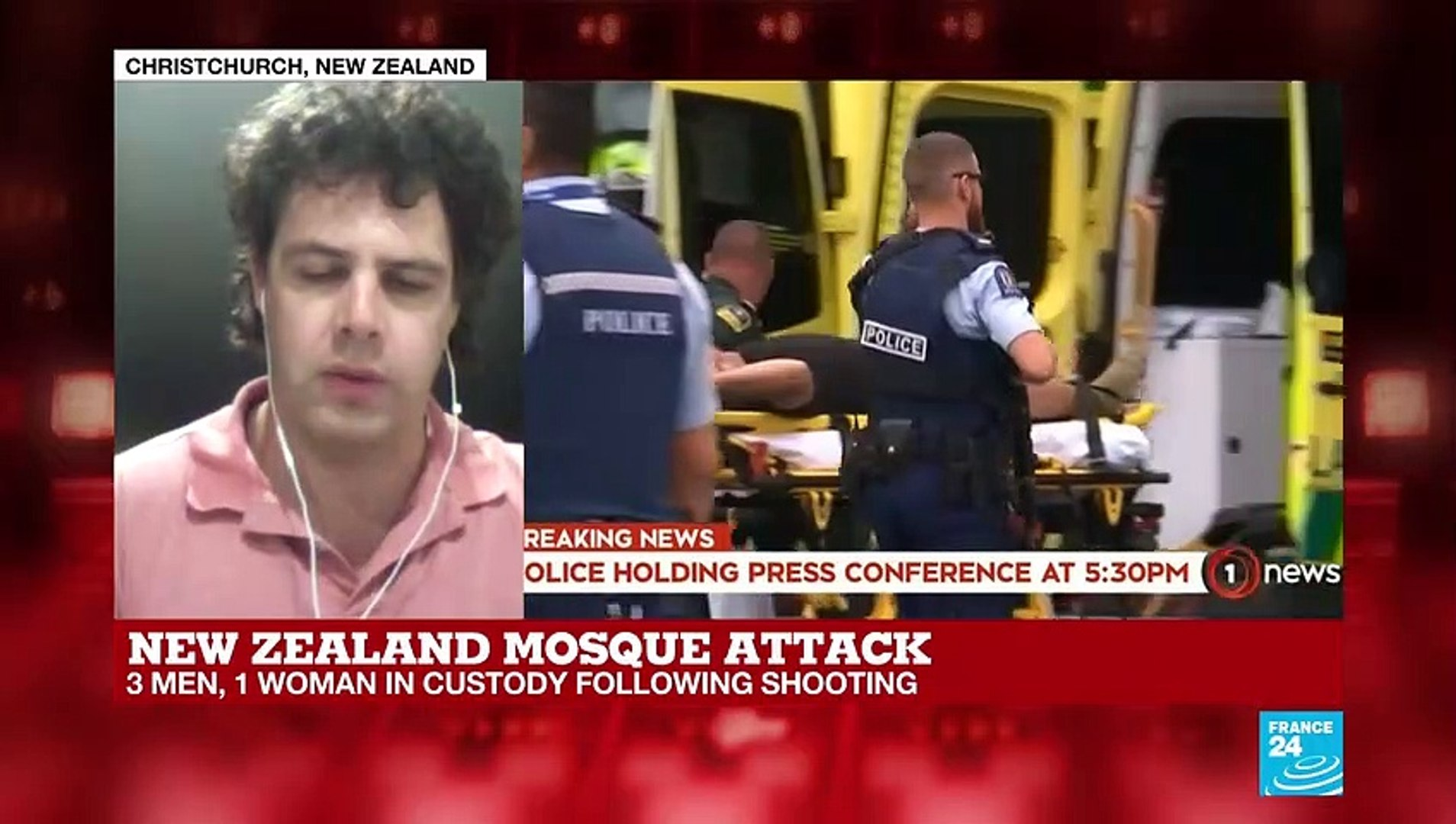 New Zealand attacks: Death toll from Christchurch mosque shootings rises to  49