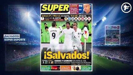 Revista de prensa 15-03-2019