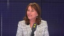 Climat : « Je suis dans l'action, je ne suis pas dans la pétition » affirme Ségolène Royal