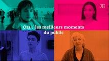 O21. Les meilleurs moments du public