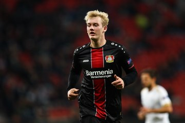 The evolution of Liverpool target Julian Brandt