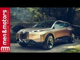 The Vision iNEXT | BMW's Technology Flagship