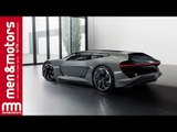 Audi PB18 E-tron | Sports Car of Tomorrow