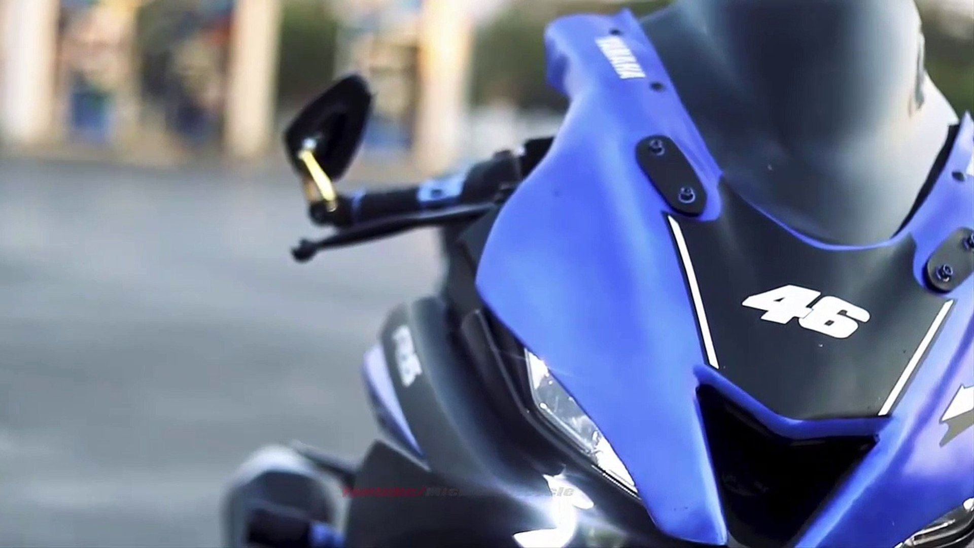 2019 Modify Yamaha R15 V3 Body Custom DNA From Superbike YZF-R6 | Mich  Motorcycle