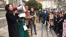Les lycéens saint-lois mobilisés pour le climat