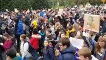 Au Luxembourg, la marche pour le climat bat son plein
