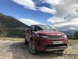 Essai - Land Rover Range Rover Evoque 2