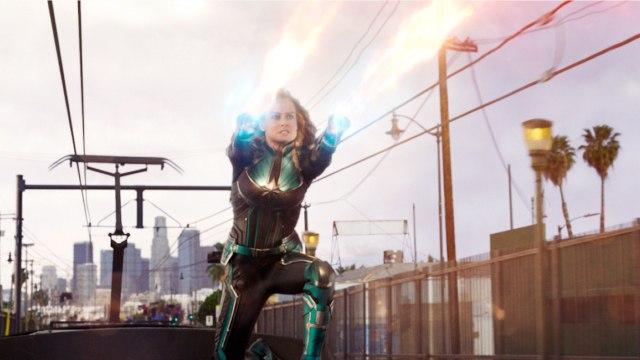 Captain Marvel Strongest Hero In MCU