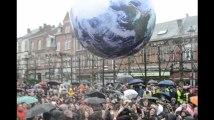 La Meuse-Luxembourg - Marche pour le climat à Marche-en-Famenne