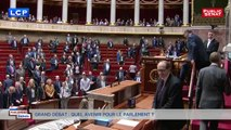 26 minutes pour refaire l'actualité du Sénat comme de l'Assemblée. - Parlement hebdo (15/03/2019)