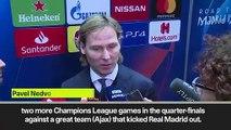 (Subtitled) 'Juventus respect Ajax' - Pavel Nedved