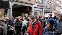 Namur: 2.500 personnes à la marche pour le climat