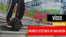 KIWANO KO1+, el patinete eléctrico todoterreno de una sola rueda