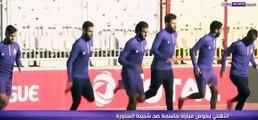 _2019-03-16_تقرير بين سبورت قبل لقاء الاهلي المصري و شبيبة الساورة