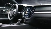 New Volvo S60 R-Design Interior Design