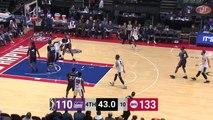 Cody Demps Posts 11 assists & 10 rebounds vs. Grand Rapids Drive