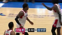 Clippers Two-Way Player Angel Delgado Dropped 27 PTS & 17 REB In Agua Caliente Clippers Victory